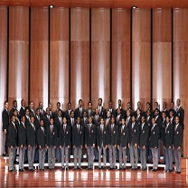 Got A Mind To Do Right - The Morehouse College Glee Club and Cornell University Glee Club